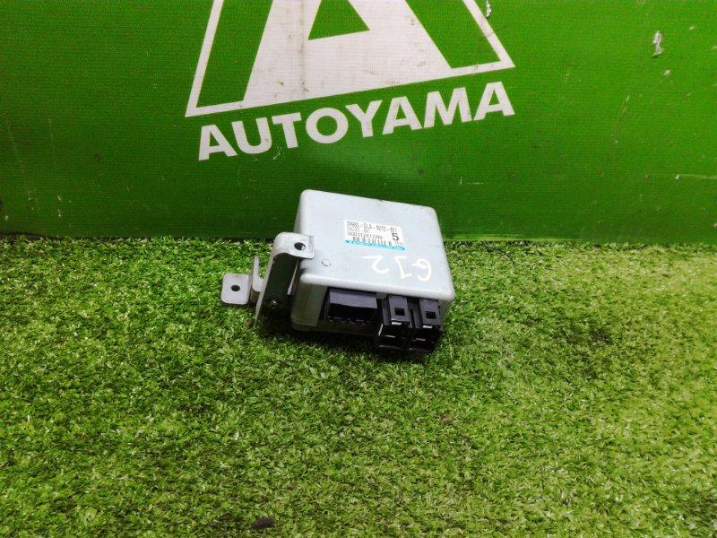 Блок управления рулевой рейкой Honda Airwave GJ2 L15A (б/у)