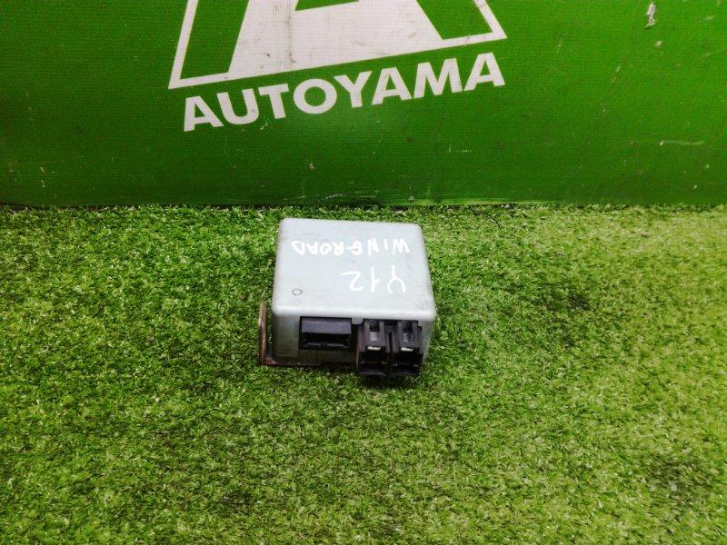 Блок управления рулевой рейкой Nissan Wingroad Y12 HR15 (б/у)