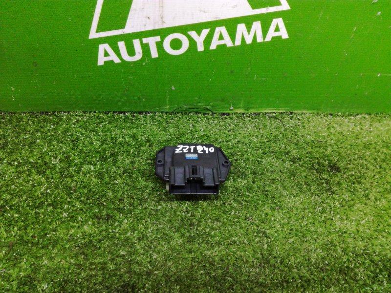 Реостат Toyota Allion ZZT245 1ZZFE (б/у)