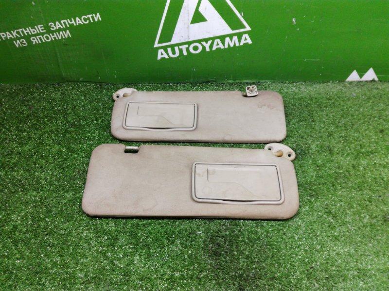 Козырек солнцезащитный Toyota Rav4 ACA21 1AZFSE (б/у)
