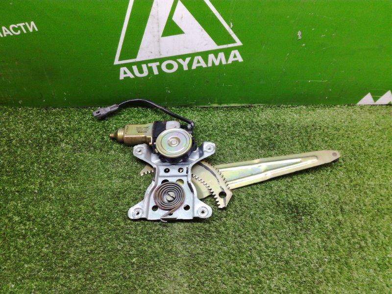 Стеклоподъемник Toyota Sprinter AE100 4AFE задний левый (б/у)