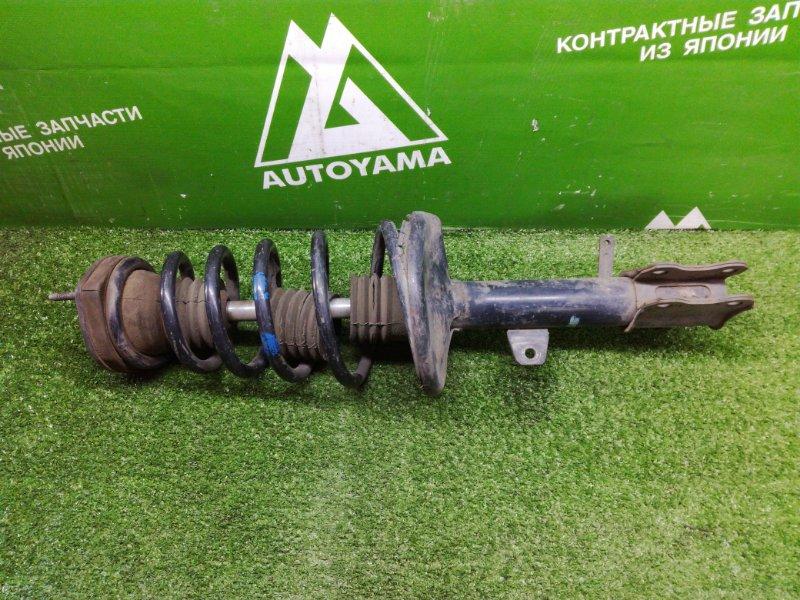Стойка подвески Toyota Kluger ACU25 2AZFE задняя правая (б/у)