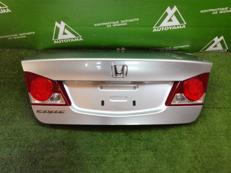 Крышка багажника Honda Civic FD1 R18A (б/у)