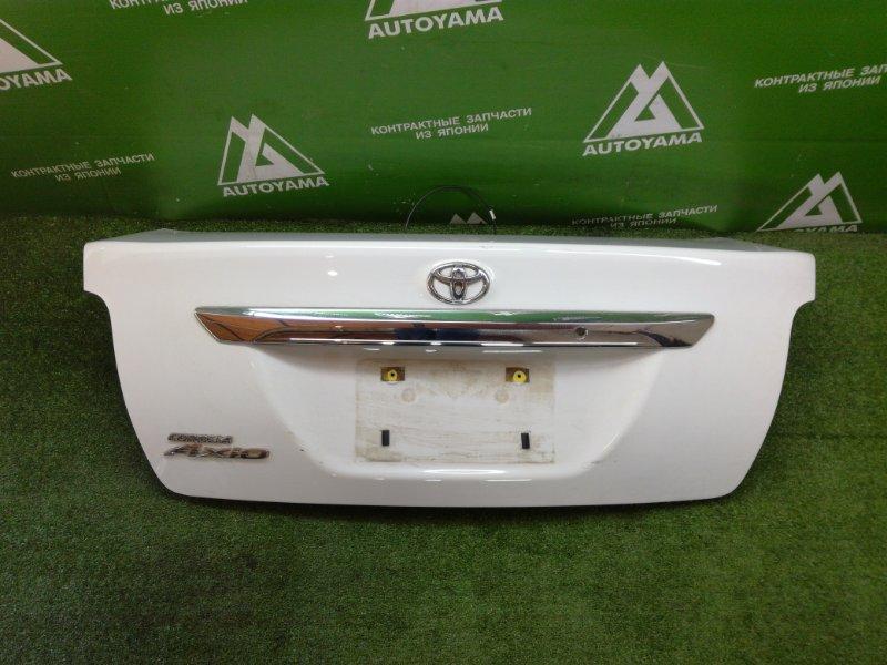 Крышка багажника Toyota Corolla Axio NZE161 1NZFE 2014 (б/у)