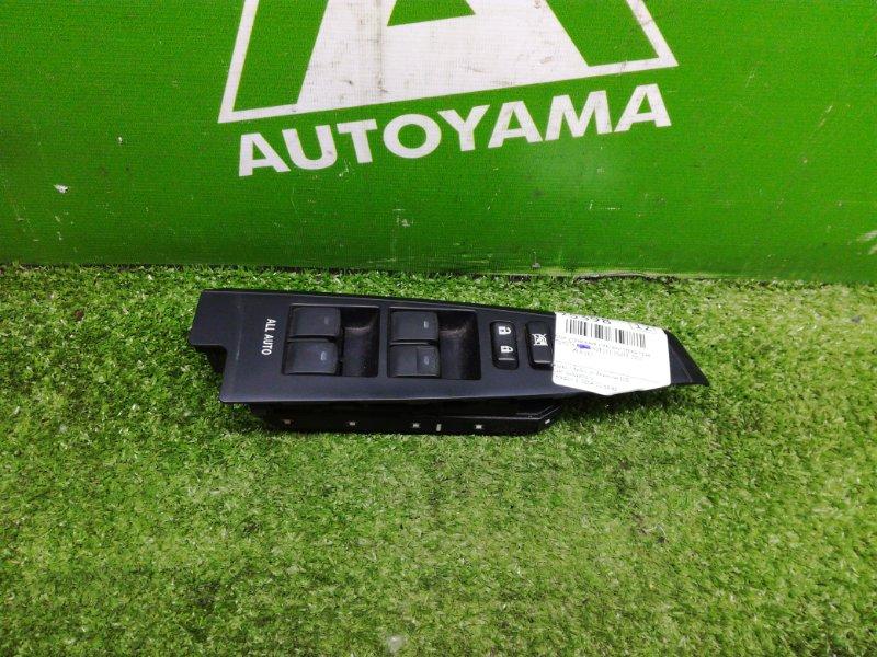 Блок управления стеклами Toyota Corolla Axio NZE161 1NZFE 2014 передний правый (б/у)