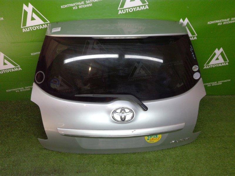 Дверь 5-я Toyota Auris NZE151 1NZFE 2011 (б/у)