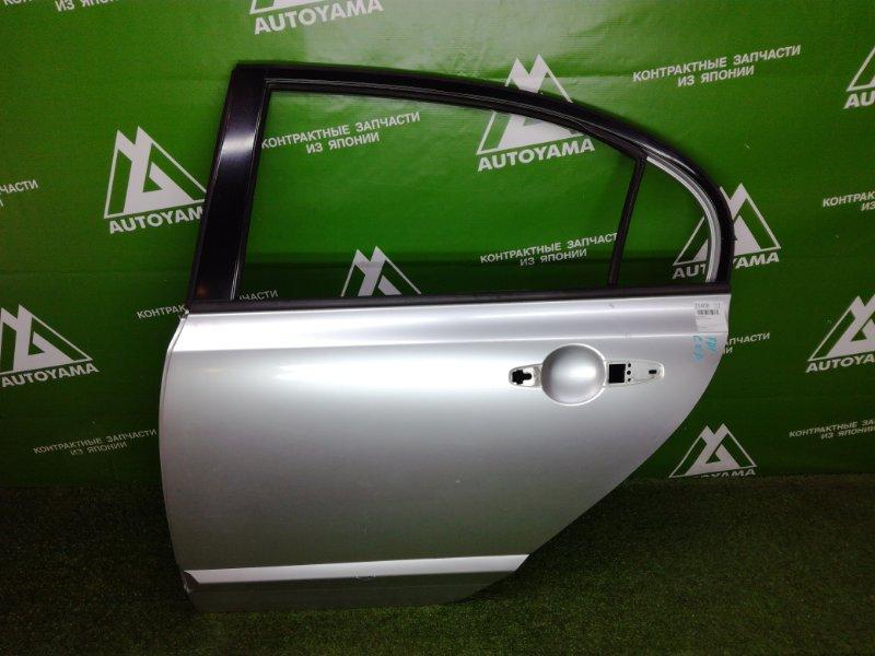 Дверь Honda Civic FD1 R18A задняя левая (б/у)