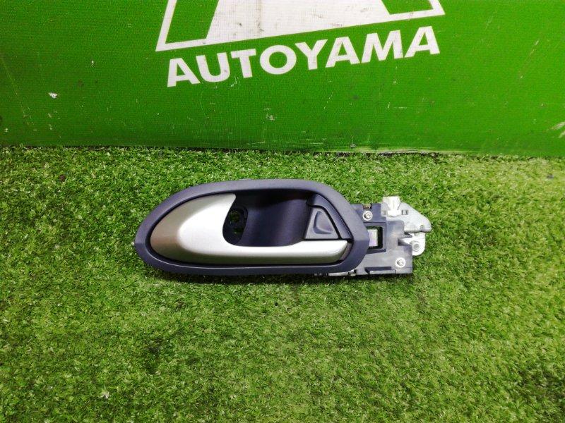Ручка двери внутренняя Honda Civic FD1 R18A задняя левая (б/у)