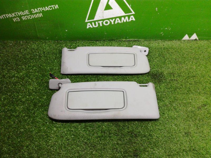 Козырек солнцезащитный Toyota Auris NZE151 1NZFE 2011 (б/у)