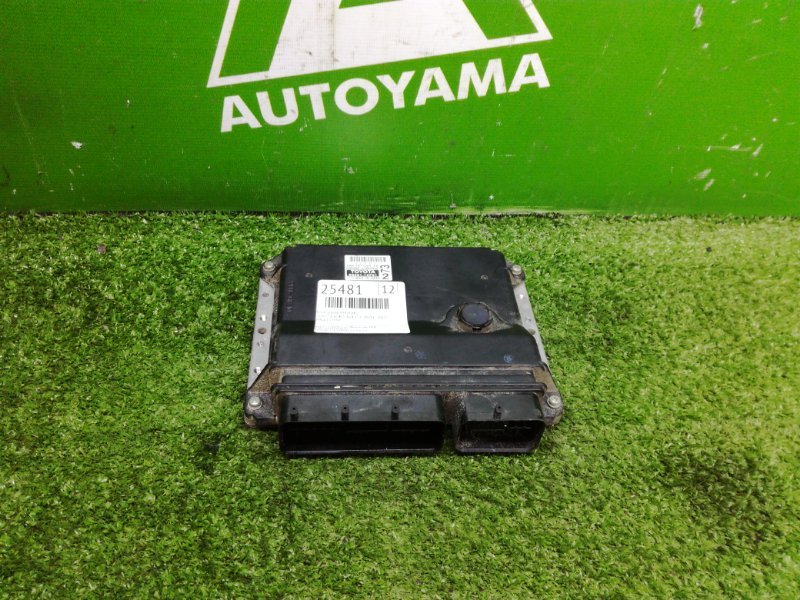 Блок управления двс Toyota Auris NZE151 1NZFE 2011 (б/у)