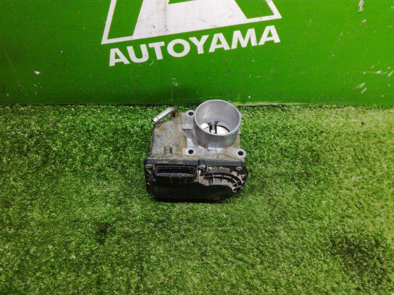 Дроссельная заслонка Toyota Auris NZE151 1NZFE 2011 (б/у)