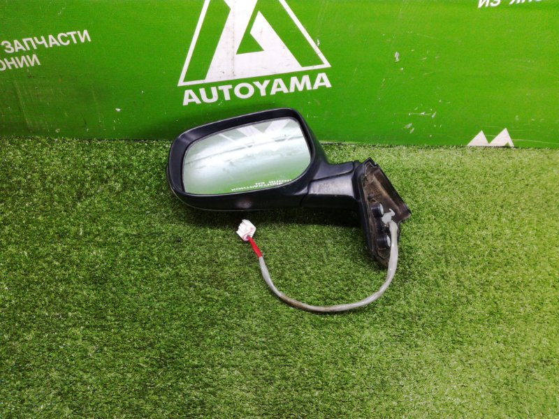 Зеркало Toyota Auris NZE151 1NZFE 2011 левое (б/у)