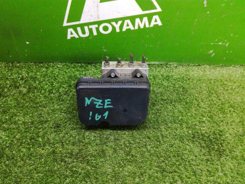 Блок abs Toyota Corolla Axio NZE161 1NZFE 2014 (б/у)