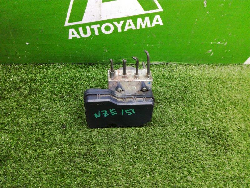 Блок abs Toyota Auris NZE151 1NZFE 2011 (б/у)