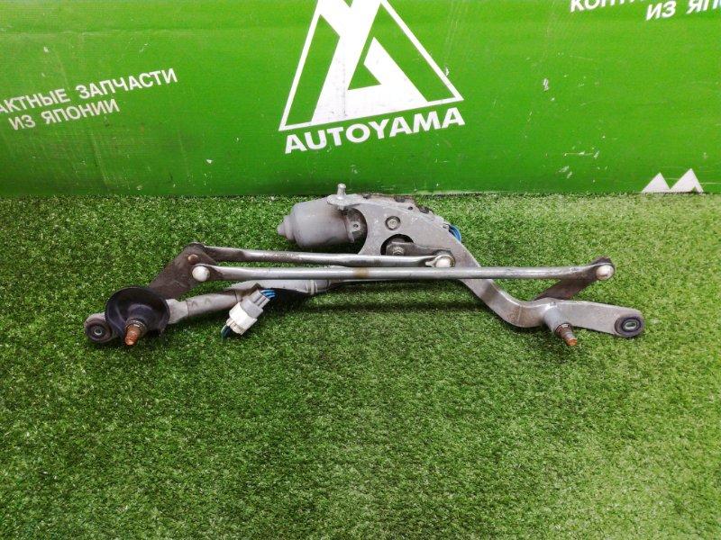 Мотор дворников Toyota Auris NZE151 1NZFE 2011 (б/у)