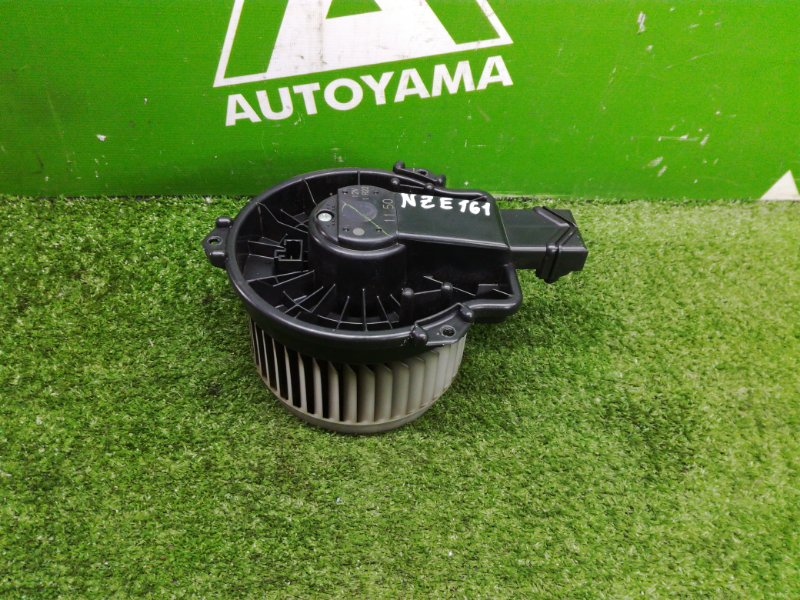 Мотор печки Toyota Corolla Axio NZE161 1NZFE 2014 (б/у)