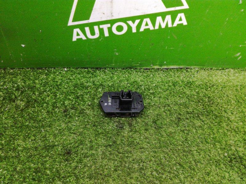 Реостат Toyota Corolla Axio NZE161 1NZFE 2014 (б/у)