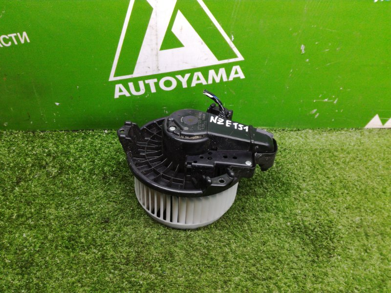 Мотор печки Toyota Auris NZE151 1NZFE 2011 (б/у)