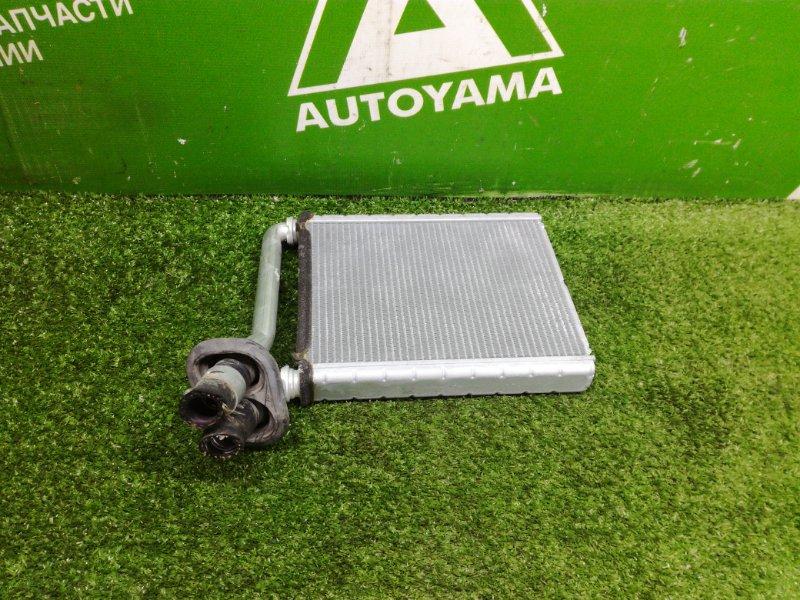 Радиатор печки Toyota Auris NZE151 1NZFE 2011 (б/у)