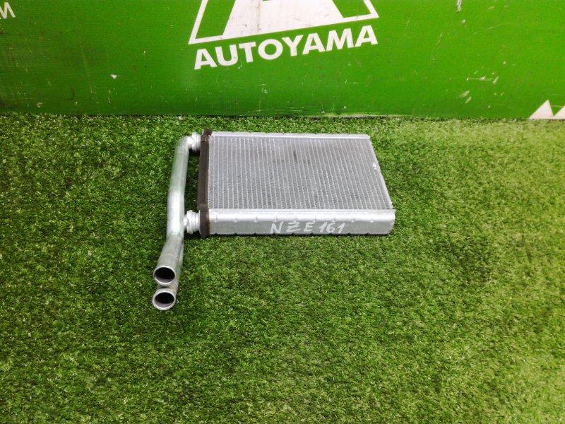 Радиатор печки Toyota Corolla Axio NZE161 1NZFE 2014 (б/у)