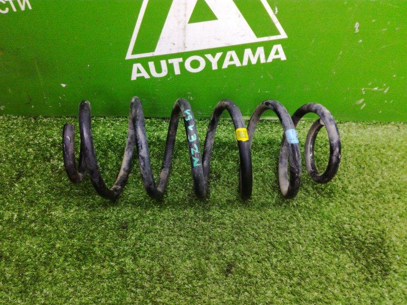 Пружина Toyota Auris NZE151 1NZFE 2011 задняя (б/у)