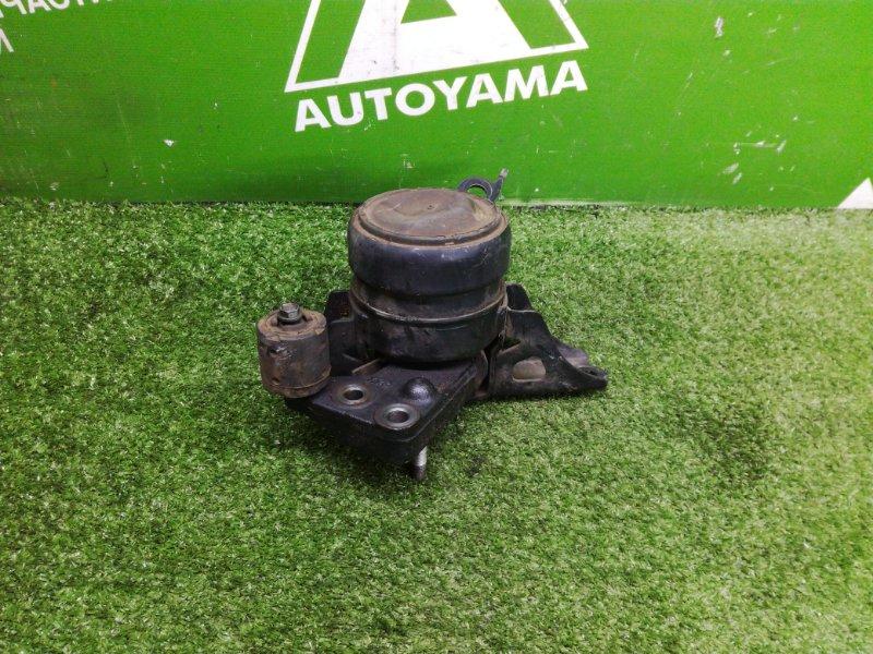 Подушка двигателя Toyota Corolla Axio NZE161 1NZFE 2014 правая (б/у)