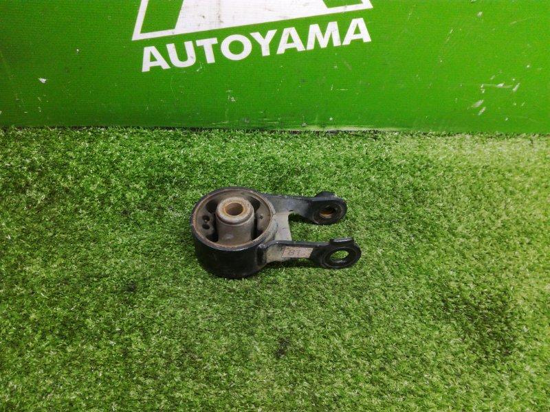 Подушка двигателя Toyota Corolla Axio NZE161 1NZFE 2014 задняя (б/у)