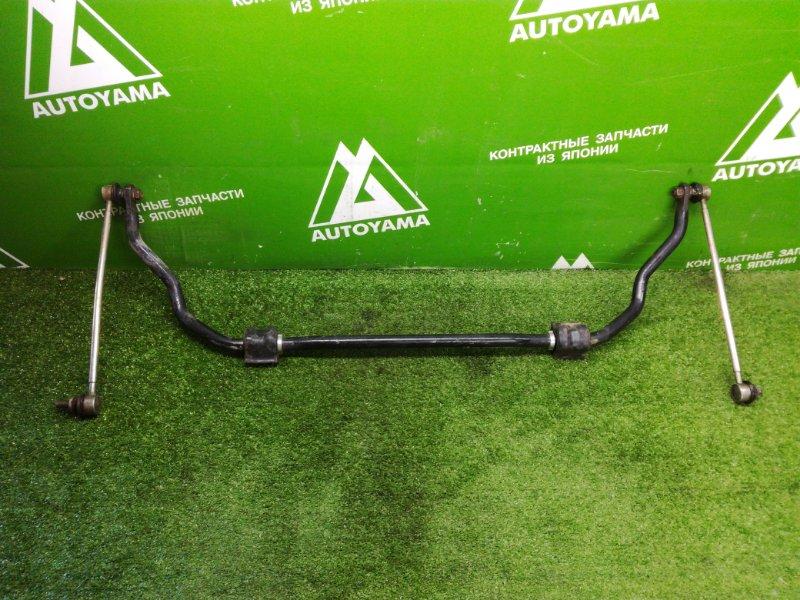 Стабилизатор поперечной устойчивости Toyota Auris NZE151 1NZFE 2011 передний (б/у)