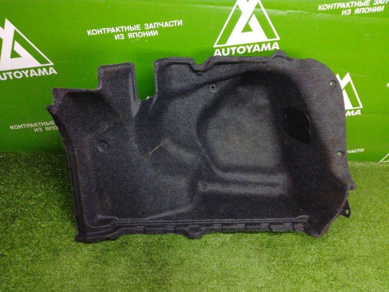 Обшивка багажника Toyota Corolla Axio NZE161 1NZFE 2014 задняя правая (б/у)