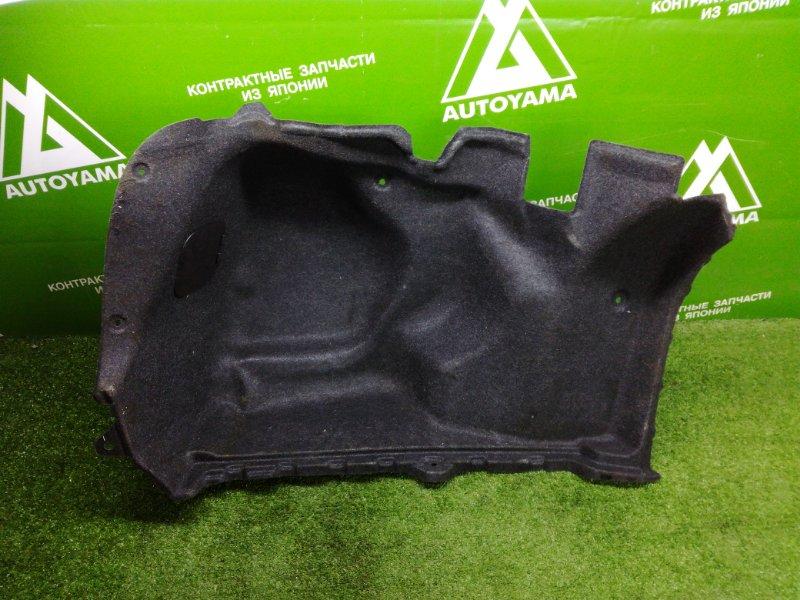 Обшивка багажника Toyota Corolla Axio NZE161 1NZFE 2014 задняя левая (б/у)