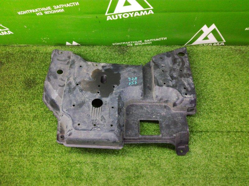 Защита топливного бака Toyota Auris NZE151 1NZFE 2011 (б/у)