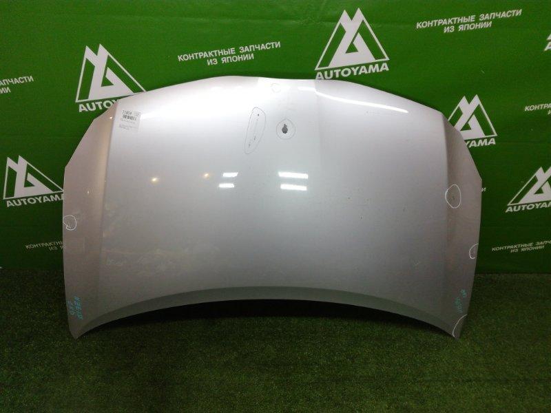 Капот Toyota Auris NZE151 1NZFE 2011 (б/у)