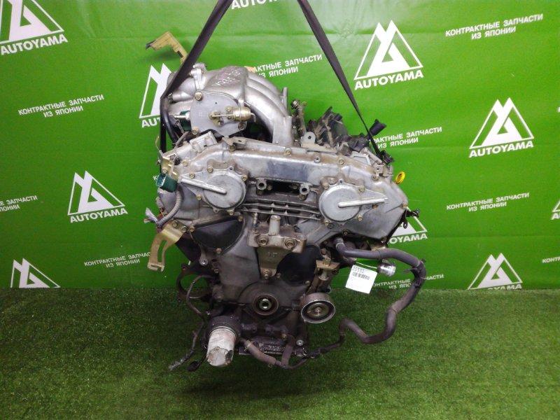 Двигатель Nissan Teana J31 VQ35DE (б/у)