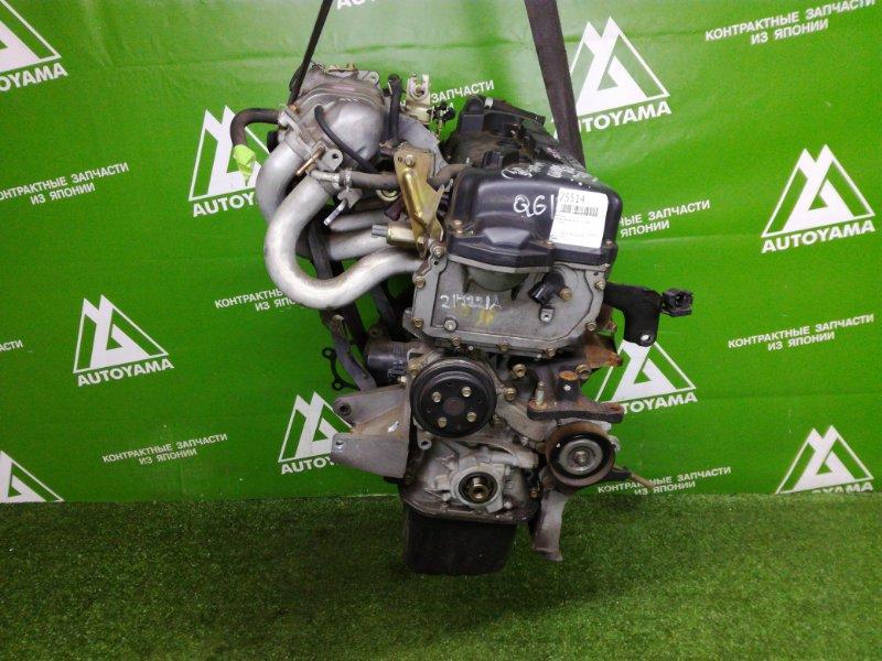 Двигатель Nissan Wingroad Y11 QG18DE (б/у)