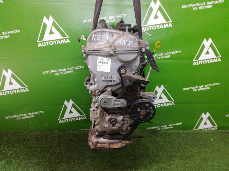 Двигатель Toyota Corolla Axio NZE161 1NZFE 2014 (б/у)