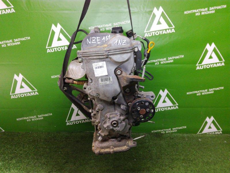 Двигатель Toyota Auris NZE151 1NZFE 2011 (б/у)