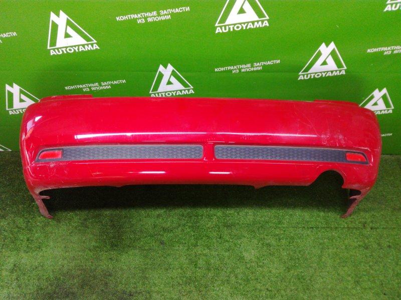 Бампер Toyota Altezza GXE10 1GFE задний (б/у)