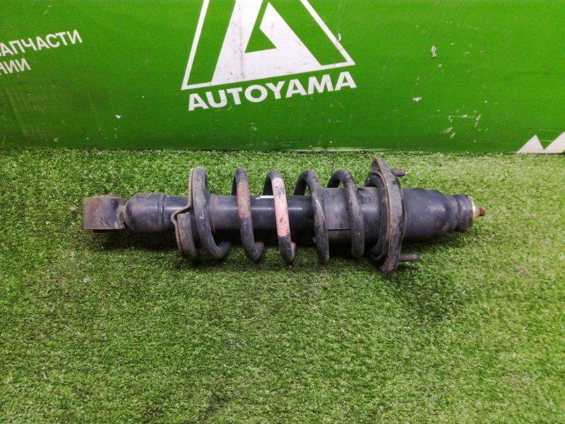 Стойка подвески Honda Stream RN1 D17A задняя (б/у)