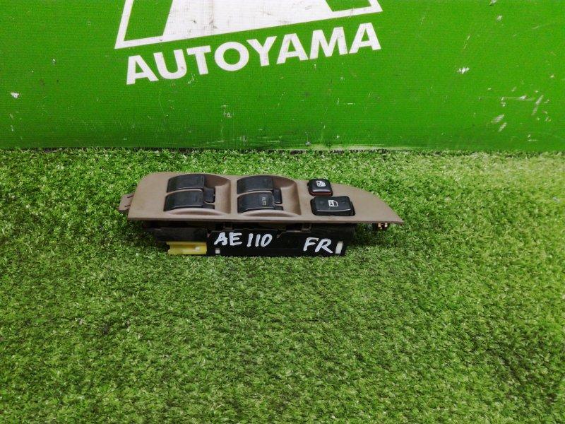 Блок управления стеклами Toyota Corolla AE110 5AFE 1996 (б/у)