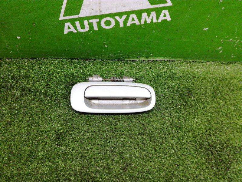 Ручка двери внешняя Toyota Corolla AE110 5AFE 1996 задняя правая (б/у)