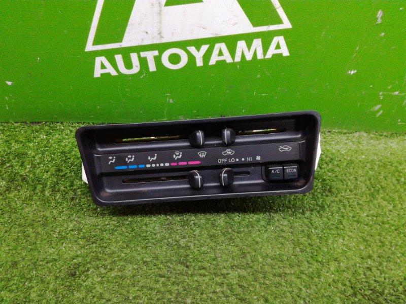 Блок управления климат-контролем Toyota Corolla AE110 5AFE 1996 (б/у)