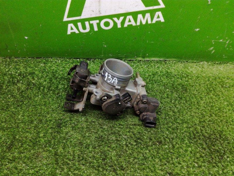 Дроссельная заслонка Honda Fit GD1 L13A (б/у)