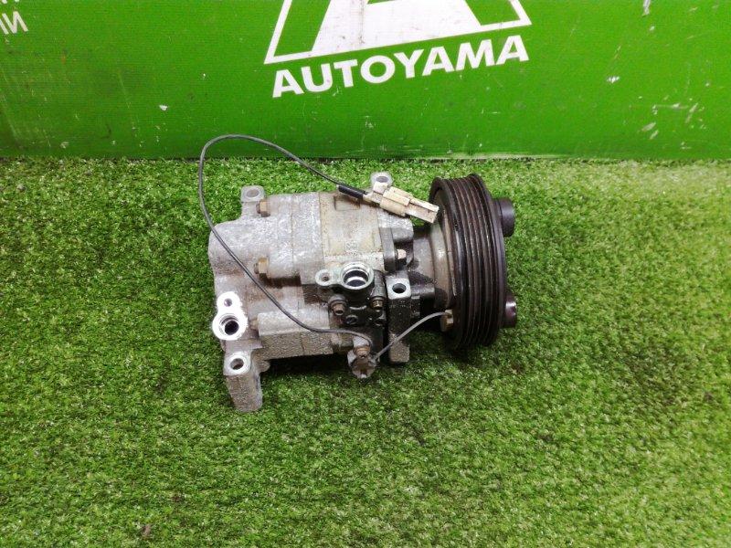 Компрессор кондиционера Mazda Demio DY3W ZJ (б/у)