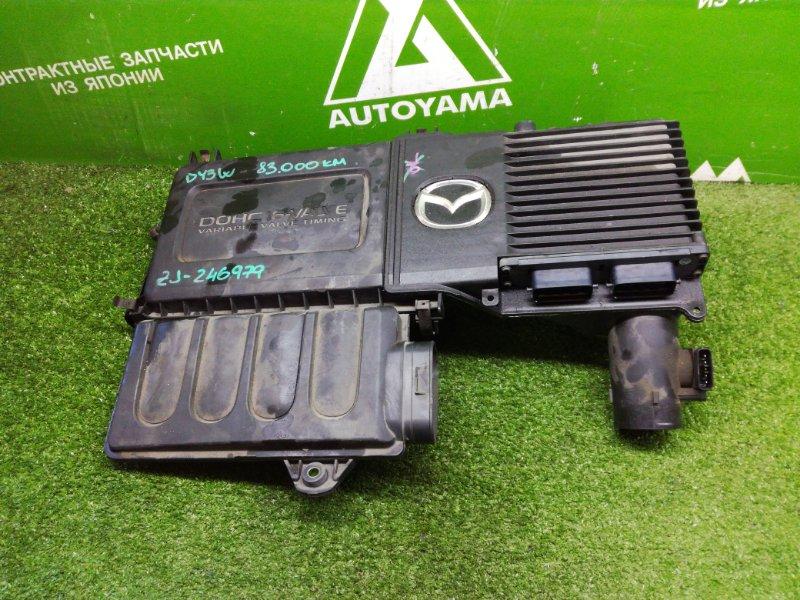 Корпус воздушного фильтра Mazda Demio DY3W ZJ (б/у)