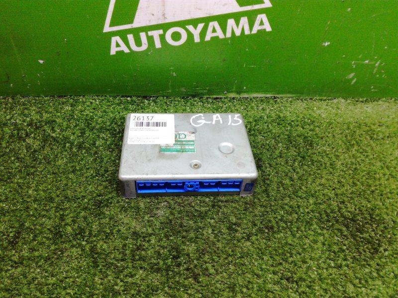 Блок управления двс Nissan Sunny FB14 GA15DE (б/у)