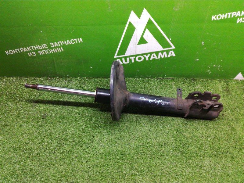 Стойка подвески Toyota Rav4 SXA11 3SFE передняя левая (б/у)