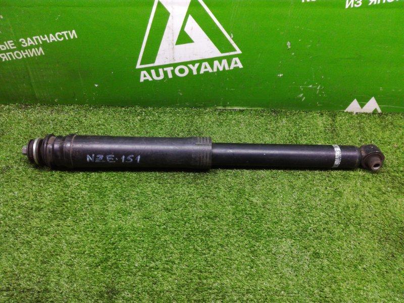 Стойка подвески Toyota Auris NZE151 1NZFE задняя (б/у)