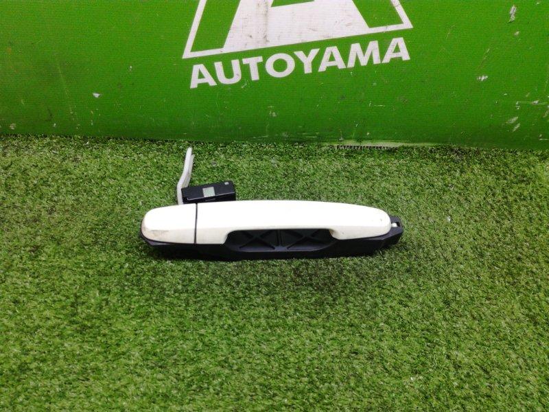 Ручка двери внешняя Toyota Allion ZZT240 1ZZFE задняя правая (б/у)