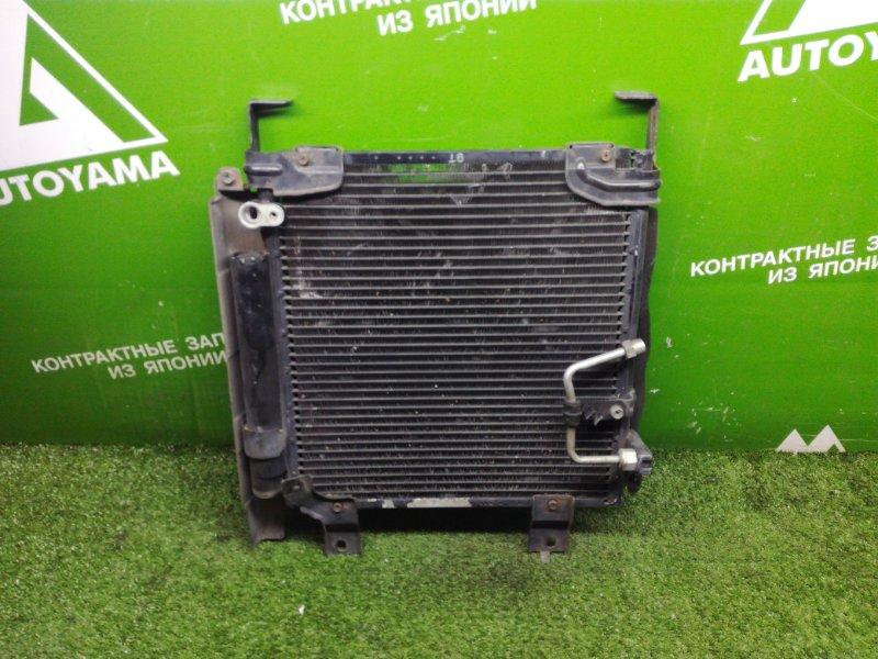 Радиатор кондиционера Daihatsu Storia M100A (б/у)