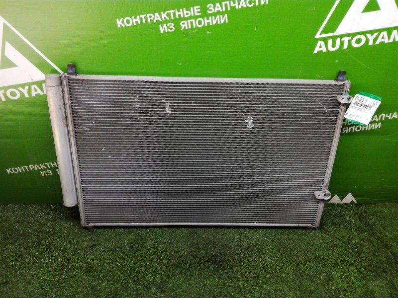 Радиатор кондиционера Toyota Auris NZE151 1NZFE 2011 (б/у)